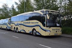Marshalls of Sutton on Trent Ltd Mercedes-Benz Tourismo Coach PM16 JAM (5asideHero) Tags: marshalls sutton trent ltd lincoln city fc mercedesbenz tourismo pm16jam