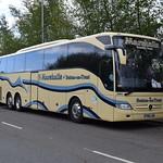 Marshalls of Sutton on Trent Ltd Mercedes-Benz Tourismo Coach PM16 JAM thumbnail
