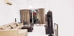 luxurious 2 bedroom flat ,close to railway station, Kuala Lumpur: mulai Rp -* / malam (VLITORG) Tags: penginapan di kuala lumpur