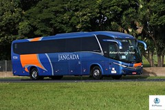 Jangada - 9206 (RV Photos) Tags: transportesjangada marcopolo marcopolog7new paradiso1050 scania onibus bus toco turismo br116 rodoviapresidentedutra