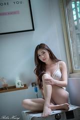 DSC_6193 (Robin Huang 35) Tags: 新莊區 新北市 中華民國 謝立琪 kiki 無印小宅 內衣 underwear 旅拍 人像 portrait lady girl nikon d850