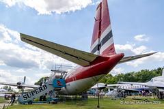 Brooklands Museum 999 Day (Ashley Middleton Photography) Tags: aviation gapep vickers aircraft brooklandsmuseum england europe surrey unitedkingdom vickersvanguard weybridge