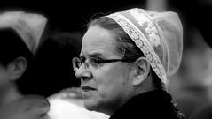 Portrait (patrick_milan) Tags: dress old woman femme breton treouergat plouguin ploudalmezeau finistere coiffe