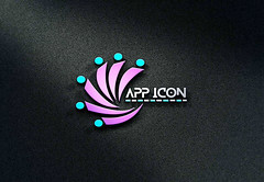App icon (mylogo4u) Tags: logo unique 3d modern professional eye catching icons app graphics