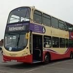 Brighton & Hove 401 (BJ11 XHA) Barnham Station 19/5/19 thumbnail