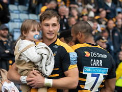 Josh Bassett (davidhowlett) Tags: ricoharena quins wasps coventry waspsrugby gallagher ricoh rugbyunion pre rugby iership harlequins