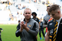 Dan Robson (davidhowlett) Tags: ricoharena quins wasps coventry waspsrugby gallagher ricoh rugbyunion pre rugby iership harlequins