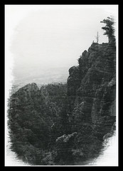 Not Japanese #9 (Mark Dries) Tags: markguitarphoto markdries darkroomprint darkroom foma liquidemulsion washi notjapanese hasselblad500cm cyprus