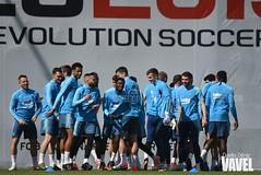 DSC_7999 (VAVEL España (www.vavel.com)) Tags: fcb barcelona barça media press previa football fútbol futebol soccer liga eibar blaugrana