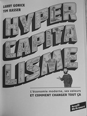 IMG_8422 (molaire2) Tags: hypercapitalisme hypercapitalism capitalisme capitalism economie larry gonick tim kasser livre book contestation alternatif anti
