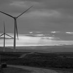 Cold Clough Wind Farm, Lanashire thumbnail