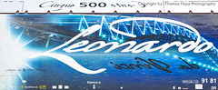 ÖBB, 1216 019-0 : Leonardo Da Vinci (Thomas Naas Photography) Tags: österreich austria eisenbahn railways zug züge train lokomotiven lokomotives fahrzeuge outdoor innsbruck werbung advertising spezialbemalung specialpaint öbb siemens taurus es64u4 leonardo da vinci gudrun geiblinger