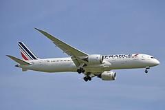 Air France F-HRBA Boeing 787-9 Dreamliner cn/38769-500 @ LFPG / CDG 07-05-2019 (Nabil Molinari Photography) Tags: air france fhrba boeing 7879 dreamliner cn38769500 lfpg cdg 07052019