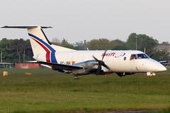 EC-JBE_03 (GH@BHD) Tags: ecjbe embraer emb emb120 emb120rt brasilia swiftair bfs egaa aldergrove belfastinternationalairport aircraft aviation airliner turboprop freighter cargo