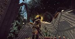~Elemia~ (Leïssy) Tags: angel purity fantasy
