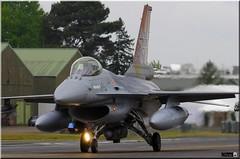 F16-AM, 31 smaldeel, BAF, FA-116 (OlivierBo35) Tags: ntm natotigermeet marsan spotter spotting xmj lfbm f16 faeb belgique baf