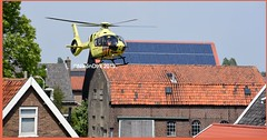 Dutch Lifeliner PH-TTR. (NikonDirk) Tags: lifeliner phmaa phulp helicopter ec135 anwb nikondirk phmmt phhvb phems phelp air ambulance nederland netherlands holland nikon hulpverlening erasmusmc mmt dijkzigt medic heli eurocopter hoekse waard ggd politie police dutch phkhd phkhe westmaas mobiel medisch team lifeline numansdorp two foto hems emergency medical service hoeksche zulu zoeloe phttr