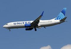 B737-8.N37267-2 (Airliners) Tags: united unitedairlines 737 b737 b7378 b737800 b737824 b737ng boeing boeing737 boeing737800 boeing737824 iad n37267 51619