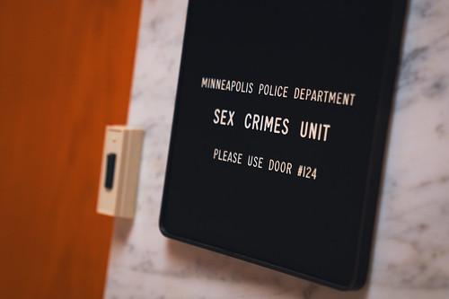 Minneapolis Police Department Sex Crimes Unit
