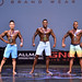 Men's Physique True Novice 2nd #67 Lau 1st #4 Bayubay 3rd #57 Peel