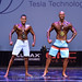 Men's Physique C 2nd #4 Bayubay 1st #21 Ruederich