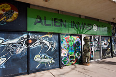 Roswell, New Mexico, USA (Jirka Matousek) Tags: roswell newmexico usa unitedstates america unitedstatesofamerica travel traveling tourist tourism alien museum alienmuseum aliencrash abduction spacecraft cropcircles mystery aliens ufo ufos invasion