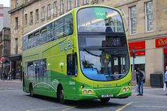 JCN 822, Newgate Street, Newcastle, September 5th 2016 (Southsea_Matt) Tags: jcn822 3962 route21 wright eclipse gemini volvo b7tl goaheadnortheast september 2016 autumn canon 60d sigma 1850mm bus omnibus vehicle transport unitedkingdom tynewear england newcastle newgatestreet angel