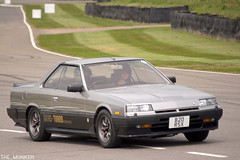 Retro Rides Weekender 2019 - Goodwood Motor Circuit - Nissan Skyline RS Turbo (the_munkeh) Tags: retro rides weekender 2019 goodwood motor circuit rrw19 retroridesweekender custom classic car show track nissan skyline rs turbo
