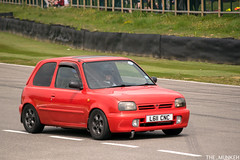 Retro Rides Weekender 2019 - Goodwood Motor Circuit - Nissan Micra k11 (the_munkeh) Tags: retro rides weekender 2019 goodwood motor circuit rrw19 retroridesweekender custom classic car show track nissan micra k11