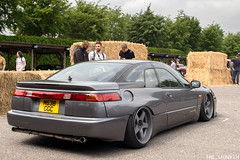 Retro Rides Weekender 2019 - Goodwood Motor Circuit -  Widebody Subaru SVX (the_munkeh) Tags: retro rides weekender 2019 goodwood motor circuit rrw19 retroridesweekender custom classic car show track widebody subaru svx bodykit slammed rare