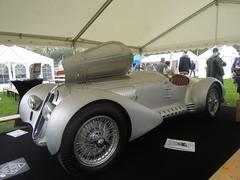 Alfa Romeo 6C Mille Miglia (anyett) Tags: alfa alfaromeo touring 6c millemiglia