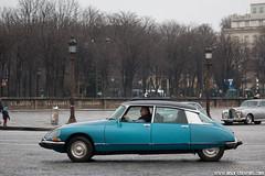 Traversée de Paris 2017 - Citroën DS (Deux-Chevrons.com) Tags: citroënds citroën ds car coche voiture auto automobile automotive paris france traverséedeparis classiccar classic classique ancienne collection collector collectible vintage oldtimer