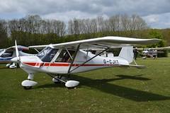 G-CJIT Ikarus Comco C-42 (graham19492000) Tags: pophamairfield gcjit ikarus comco c42