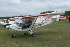 G-CGCV (IndiaEcho) Tags: gcgcv xair hawk eghp popham airport airfield light general civil aircraft aeroplane aviation canon eos 1000d basingstoke hampshire england