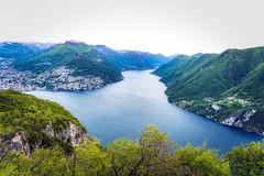 Lake Lugano (Bephep2010) Tags: 2019 7markiii alpen alpha carona frühling ilce7m3 lagodilugano lakelugano luganersee lugano montesansalvatore sel24105g schweiz see sony switzerland tessin ticino wald alps forest lake spring ⍺7iii kantontessin