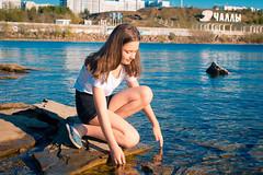 0R4A9747 (andre.pugachev) Tags: река кама лето вода вечер девушка дети