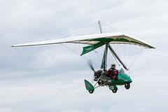 G-CCWO (davfog2002) Tags: microlight trade fair popham airfield