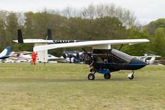G-BXFK (davfog2002) Tags: microlight trade fair popham airfield