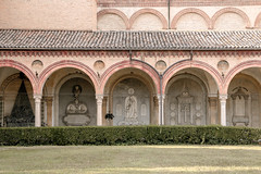 Ferrara-27 (e.berti93) Tags: ferrara architecture architettura art italy brick urban antico monumento castello estense piazza città bike