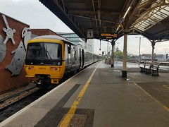 166214 (Conner Nolan) Tags: 166214 class166 greatwesternrailway gwr bristoltemplemeads
