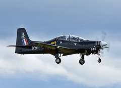 RAF Tucano (np1991) Tags: royal air force raf lossiemouth lossie moray scotland united kingdom uk nikon digital slr dslr d7200 camera nikor 70200mm 70 200 70200 vibration reduction vr f28 lens aviation planes aircraft 72 squadron sqn tucano t1