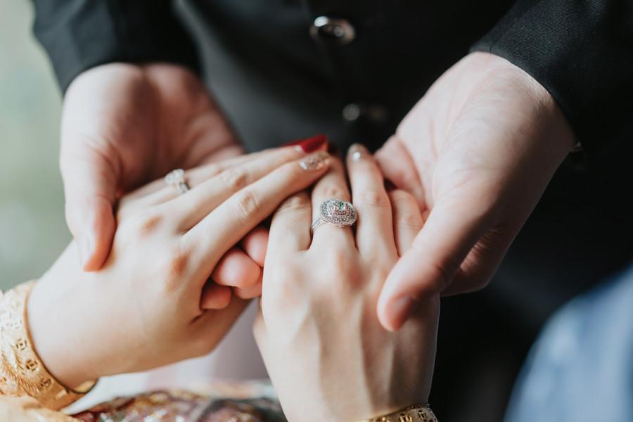 婚攝,新莊典華,婚攝子安,婚禮紀錄,美式婚禮,證婚