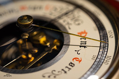 Barometer (AdiStoPhotography) Tags: barometer sonya7m2 rayqual minoltarokkor50mmmacro minolta manual macro mc macromondays copper