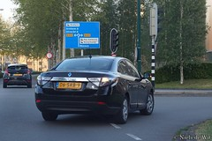 2012 Renault Fluence Z.E. (NielsdeWit) Tags: nielsdewit car vehicle 06srb9 renault fluence ze veenendaal 20spl6