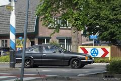 1978 Opel Monza 2.8 (NielsdeWit) Tags: nielsdewit car vehicle 36xk56 opel monza h automatic driving driebergen rijsenburg driebergenrijsenburg rotonde de krim nn744g