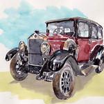 la Fiat 503 de Marius Long thumbnail