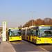 BVG / Scania Citywide LFA GN15 n°4518 et Scania Citywide LFA GN18 n°4777