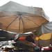 Parasols in the market
