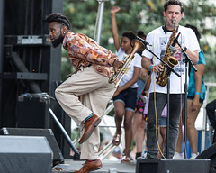 French Quarter Fest 2019 - Mario Abney