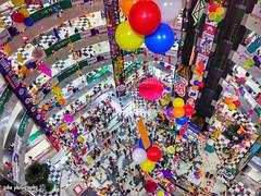 All the Colors of the Palette (smzoha) Tags: people celebration newyear mall mass gathering balloons circle balcony kites colors colorful vibrant scene city citylife urban birdseye decorations decor design beauty beautiful dhaka bangladesh boishakh hss slidersunday